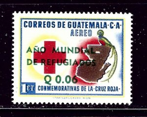 Guatemala C239 MLH 1960 overprint