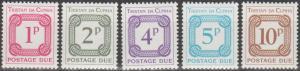Tristan Da Cunha #J6-10  MNH F-VF (ST2644)