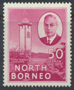 North Borneo  SG 366 SC# 254 MH Jessleton   see scans / details