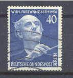 Germany(Berlin)9N115used Music(W.Furtwangler)  SCV21