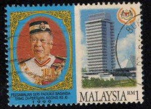 Malaysia Scott 743 Used stamp