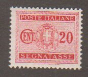 Italy J43 Coat of Arms 1946