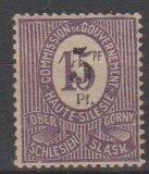 SG::  10 f   mh  1920  Muller Upper Silesia