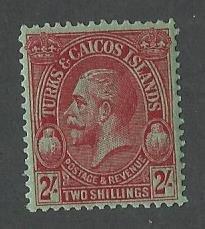 Turks and Caicos    mnh S.C. 68