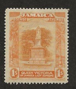 JAMAICA SC# 96  FVF/MOG