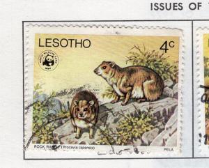 Lesotho USED H Scott Cat. # 228