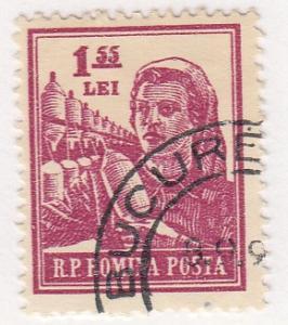 Romania, Scott # 1031, Used