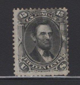 US Stamp Scott #77 Used SCV $175