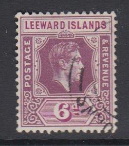 LEEWARD ISLANDS, Scott 110, used