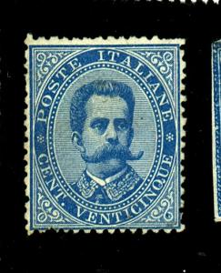 Italy #48 MINT F-VF No gum Cat $800