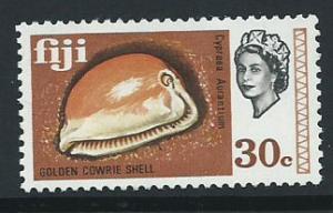 Fiji   QEII SG 403  MH