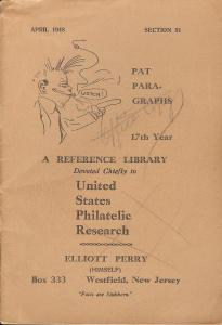 Pat Para-Graphs, 17th Year, A Reference Library Devoted C...