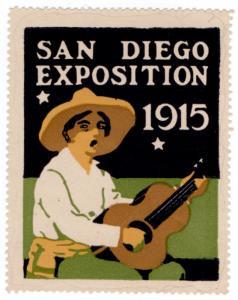 (I.B) US Cinderella : San Diego Exposition 1915