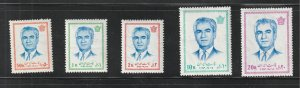 -Persian stamp, Scott#1768-1772, mint never hinged, set of 5,