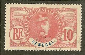 Senegal      Scott 61      General        Used
