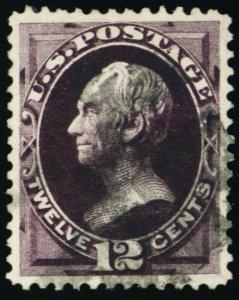162, Used Superb 12¢ A GEM With PFC Certificate - Stuart Katz