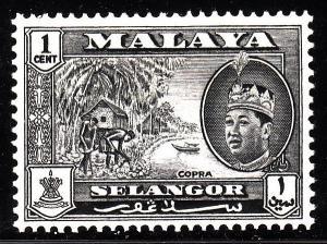 Malaya - Selangor 102 - MH