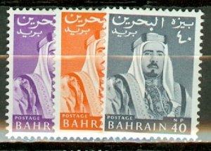 CS: Bahrain 130-140 mint CV $55.80; scan shows only a few
