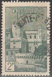 Monaco #169B  F-VF Used  (S3997)