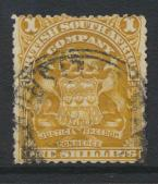 British South Africa Company / Rhodesia SG 84 SC# 66 Used   see details