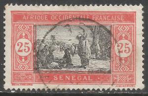 SENEGAL 92 VFU Z7389
