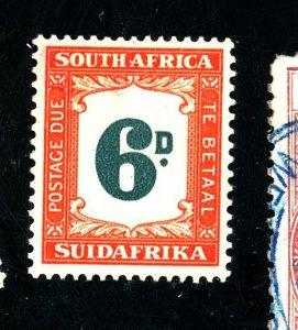 S AFRICA J38 MINT FVF OG HR Cat $38