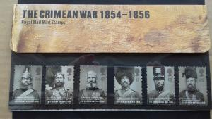 Great Britain 2004 The Crimean War 1854-1856 Mint