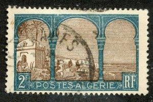 Algeria, Scott #63, Used