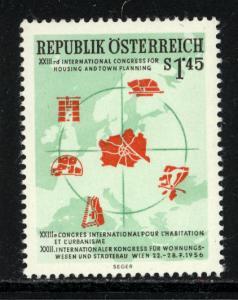 Austria 1956  Scott #612 MNH (CV 3.25)