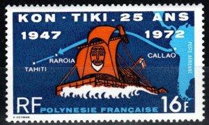 French Polynesia #C87 MNH CV $10.00