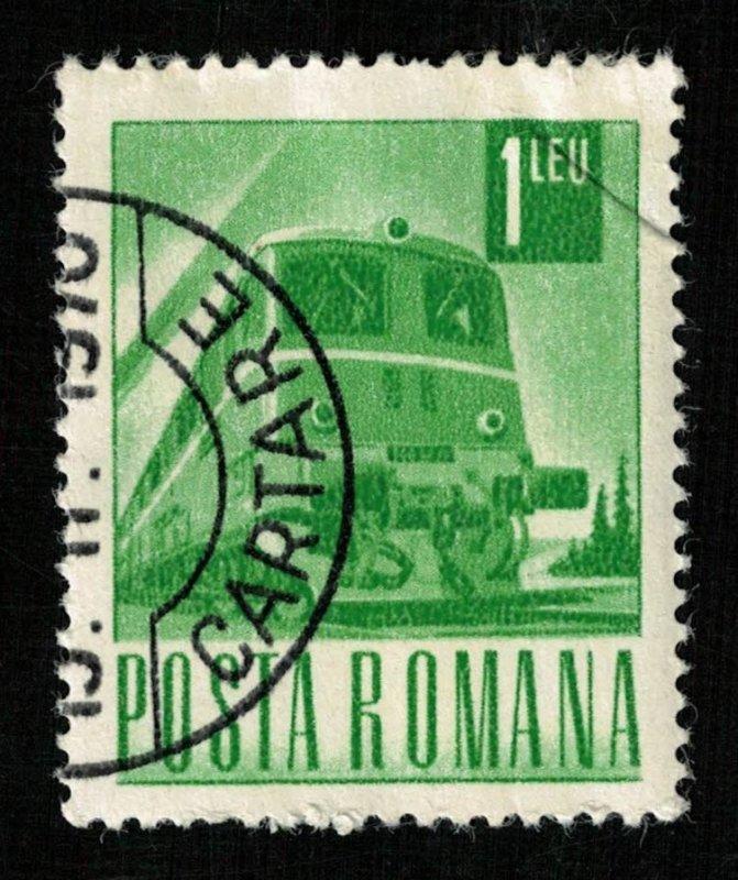 1970 A train 1Lei (RТ-1015)
