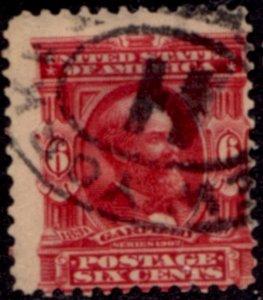 US Scott #305 - Regular Issue 1902-03 Perf 12 w/ #191 Water Mark CV~$6
