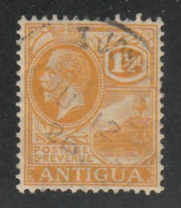 Antigua - 1922 - SC 45 - Used