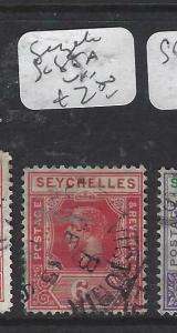 SEYCHELLES  (PP2905B)  KGV  6C  SG 85A   VFU