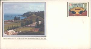 Norfolk Islands, Postal Stationery