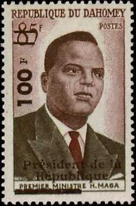 Dahomey Scott 149 Mint never hinged.