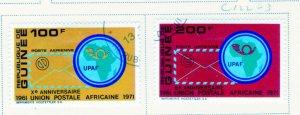 GUINEA C122-C123 UPU