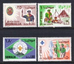 Somalia 310-313 MNH VF