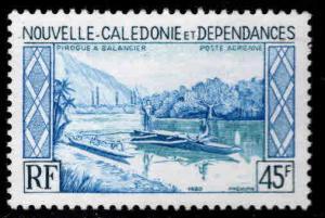 New Caledonia (NCE) Scott C160 MNH** stamp