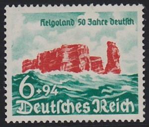 Germany B176 MNH (1940)