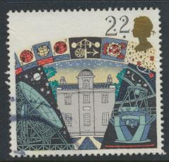 Great Britain SG 1522  Used  - Astronomy