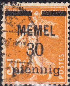 Memel #21 Used
