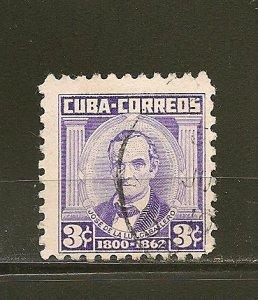 Cuba 521 luz Caballero Used