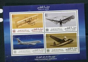Qatar 2003 Sc 971 Souvenir Sheet Space  Space 5713