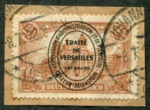 Allenstein    Sc.#?  used