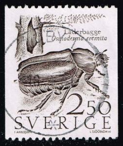 Sweden #1625 Hermit Beetle; Used at Wholesale