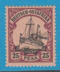 GERMAN EAST AFRICA 17 MINT NEVER HINGED OG** NO FAULTS EXTRA FINE !