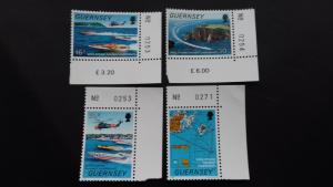 Guernsey 1988 World Power Boat Championship Mint