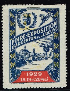 World's US Exposition, Convention, Show, Poster, Label stamp Collection LOT #A-1