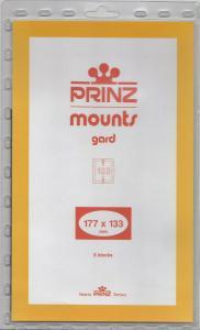 PRINZ CLEAR MOUNTS 177X133 (6) RETAIL PRICE $10.50